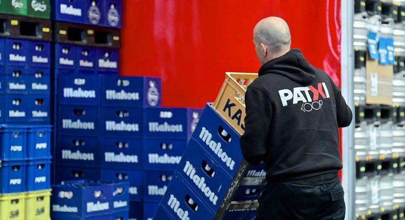 Así gestionamos los pedidos y el almacén en Patxi Koop