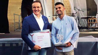 AGNVUS JOVEN Premio al Mejor Vino Singular en la Fiesta de la Vendimia 2018