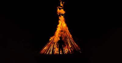 Noche San Juan gaua 2019 Patxi Koop