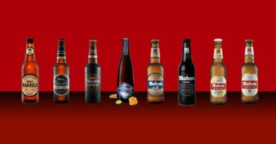 Familia de cervezas Patxi Koop