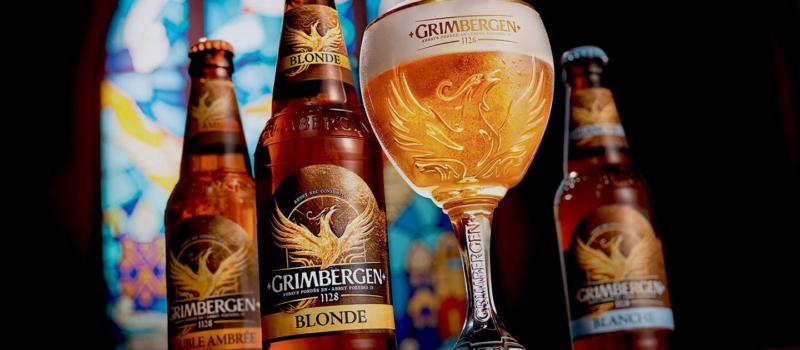 Grimbergen Patxi Koop cerveza garagardoa