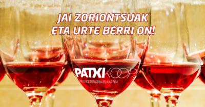Felices fiestas Jai zoriontsuak 2020