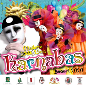 Karnabas Basauri 2020