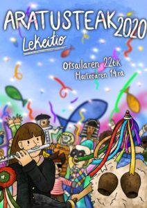 Lekeitioko Aratusteak 2020 Carnavales de Lekeitio