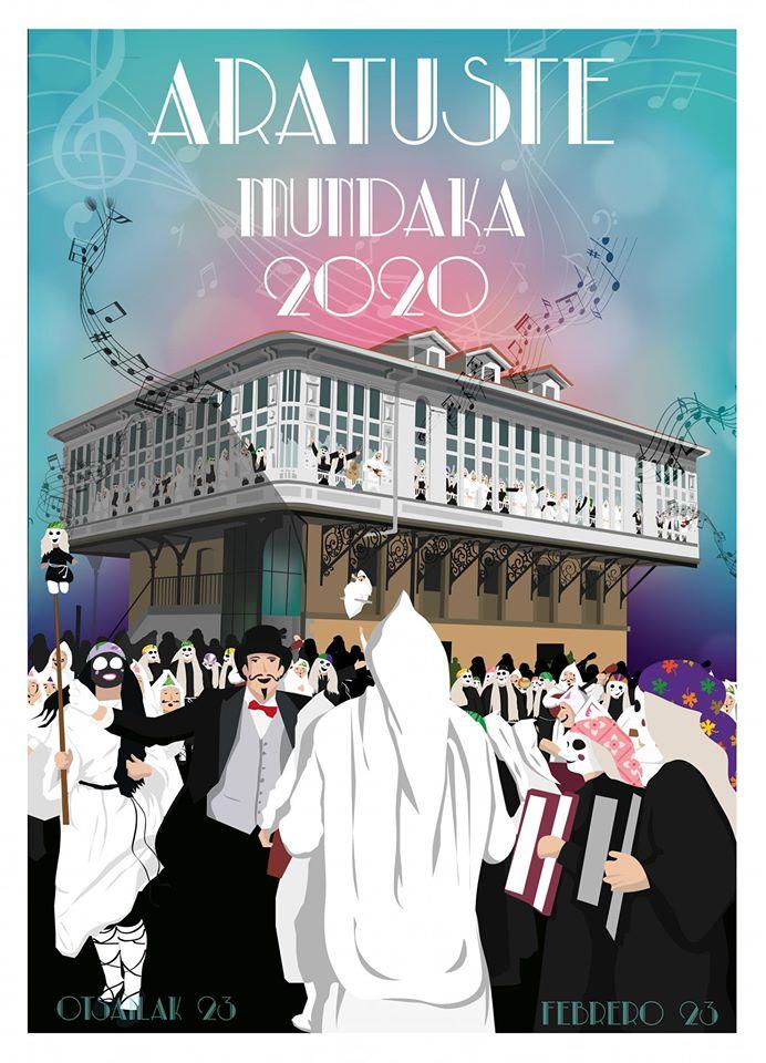 Mundakako Aratusteak 2020 Carnavales de de Mundaka