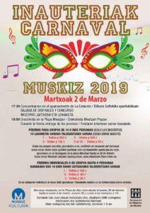 Muskizeko inauteriak 2020 Carnavales de Muskiz