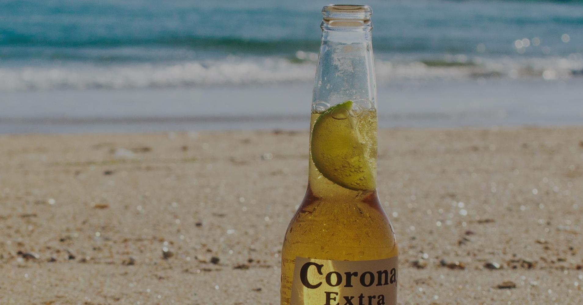 Cerveza Corona garagardoa