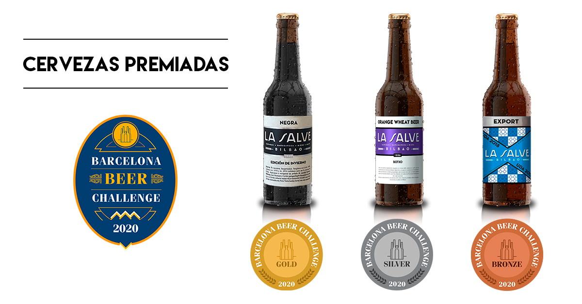 Patxi Koop LA SALVE Barcelona Beer Challenge 2020