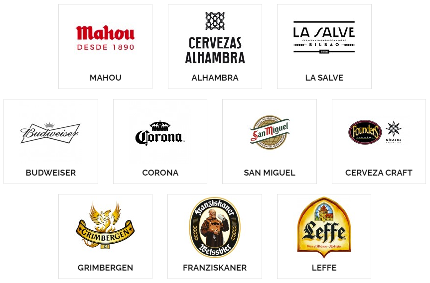 Las mejores cervezasen tu casa en 24 horas |Garagardorik onenak etxean24 ordutan